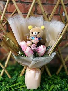 Rilakkuma Flower Bouquet