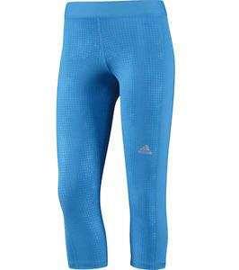 Blue Adidas Tights