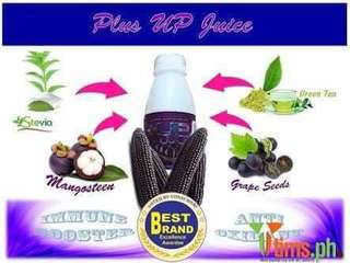Plus Up Juice