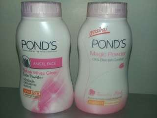 Pond's Pinkish White powder