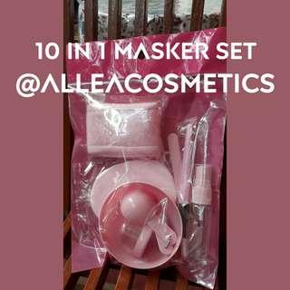 10 in 1 masker tool set DIY