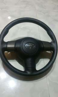 Toyota Steering Wheel (original)