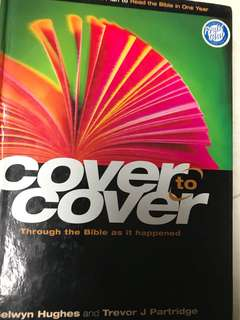 Cover to cover through the Bible