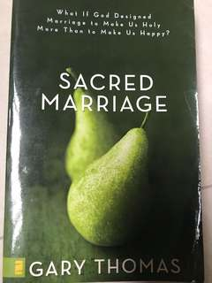 Books Gary Thomas Sacred Marriage