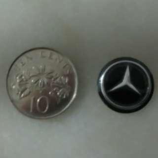 Mercedes-Benz Logo Emblem