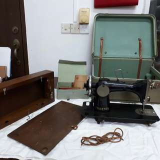 PHIONEX antique sewing machine