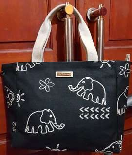 Tas Canvas Jim Thompson