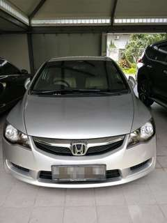 Honda CIVIC FD1 2011 A/T last facelift