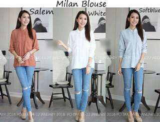 Blouse casual