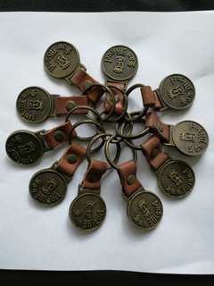古董[生力啤]鎖匙扣