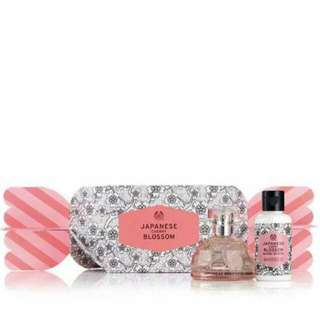 The Body Shop Gift Duo Japanese Cherry Blossom