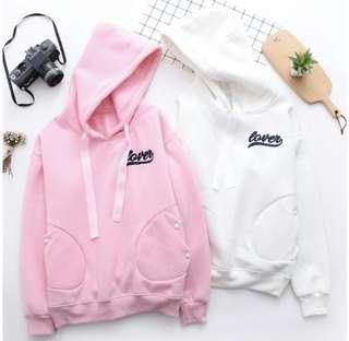 Jacket hoodie cap girl