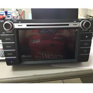 Suzuki Swift 2005-2012 OEM DVD Android Player