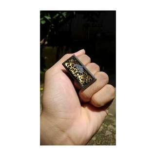 Leopard Double Ring Finger
