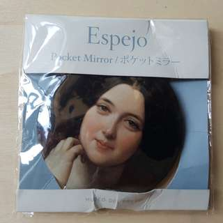 Museo Del Prado Pocket mirror