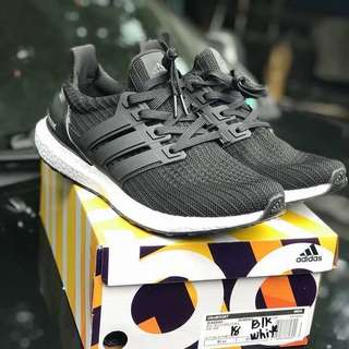 Adidas Ultraboost 4.0 'Core Black'