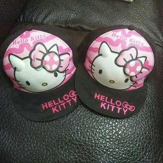Hello Kitty帽子 黑80元