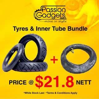 Tyres + Inner Tube Promotion