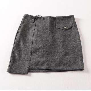 [INSTOCKS] Ladies Skirt in Grey