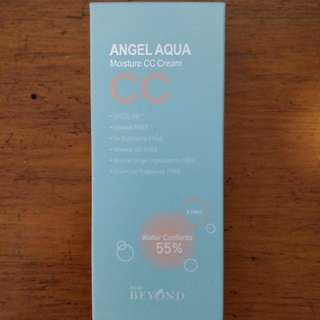 Angel Aqua Moisture CC Cream