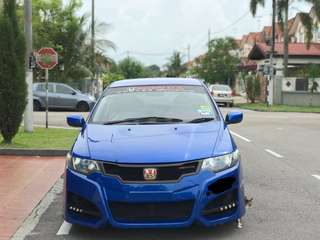 Bumper Type r HONDA CITY