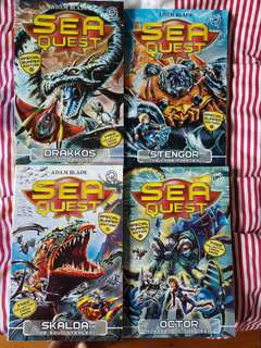 Sea Quest Series