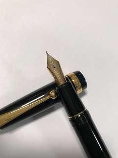 Pilot Custom 742 fountain pen WA nib