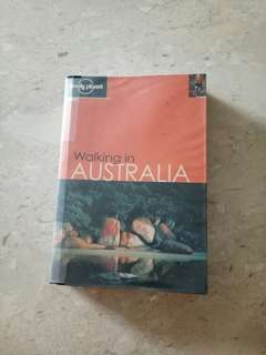 Lonely planet guide - australia