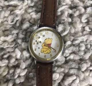 Disney winnie the pooh watch