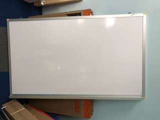 White Board - 120cm by 75cm approx