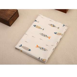 DIY Cotton Fabric Cloth for sewing patchwork cushion tablecloth bag clutch pouch