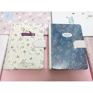 Lovely Floral Journal / Notebook