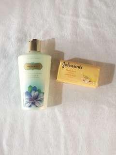 Lotion & Soap
