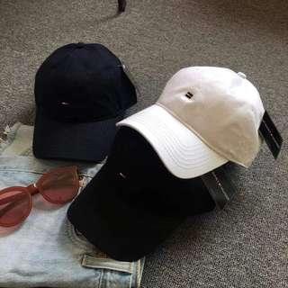 預購 經典 Tommy Hilfiger  刺繡 logo 老帽 鴨舌帽 棒球帽