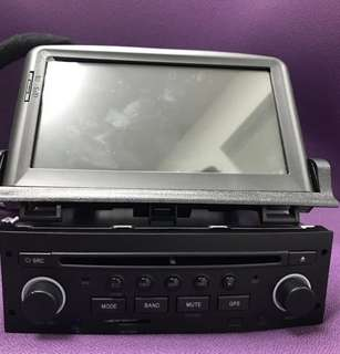 Car stereo DVD compete set Brand New