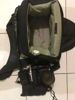Nikon D90 + Tamron 17-50 2.8 harga body only