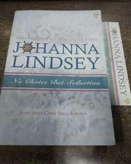 Jerat-jerat Cinta Sang Kapten by Johanna Lindsey