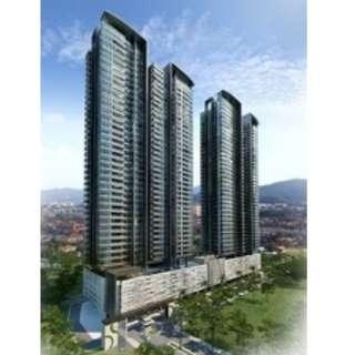 The Element Service Apartment, Ampang KL