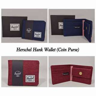 Herschel Wallet Id's and coin purse