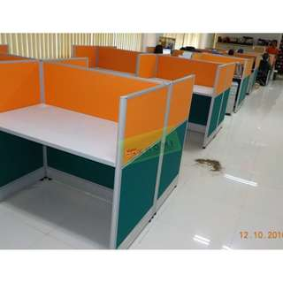 WORKSTATIONS OFFICE CUBICLES--KHOMI