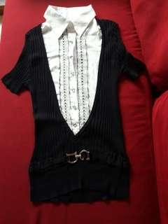 🚚 OL顯瘦有型上衣#女裝半價