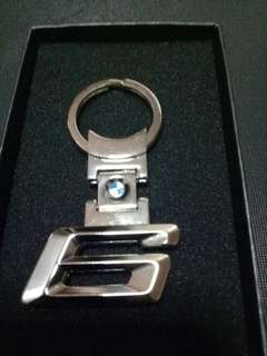 Original BMW 6 Series key ring pendants