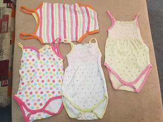 jumptsuit bayi..bisa untuk baju renang