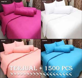Sprei Polos Rosewell