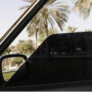 Solar films for cars & Vans - Window tinting