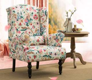 American style lounge sofa chair
