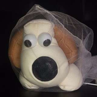 Soft toy Doggy - non fur (Brand New)