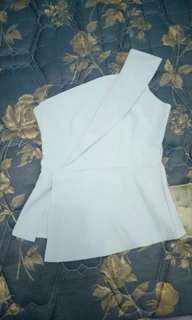 Blouse Baby Blue Import