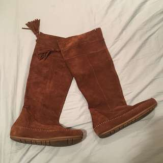 H&M波希米亞長靴