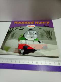 Henry train Thomas & Friends book